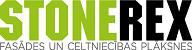 StoneREX & Cetris fasādes un būvniecības plāksnes Logo
